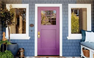 front door painting project idea_painting laredo texas