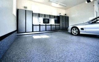 garage floor painting project idea_painting laredo texas